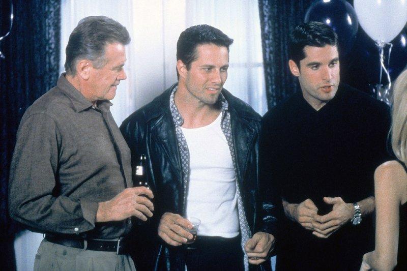 Melrose Place (1992) S07E16: Mr. Wright ist Ryan McBride ...