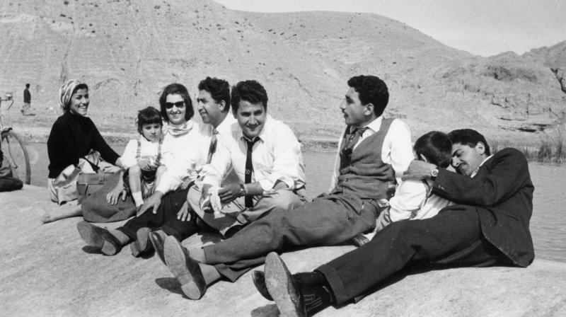 Iraqui Odyssey - Meine Familie aus Bagdad – Bild: WDR