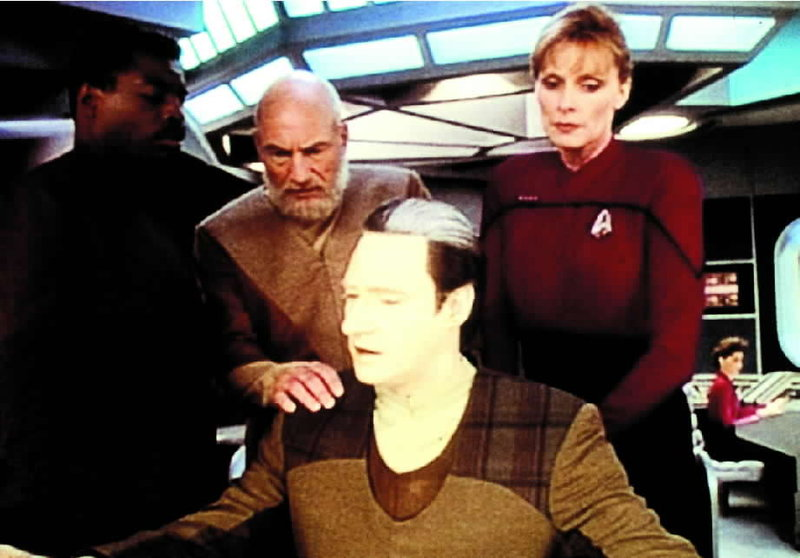 Gestern Heute Morgen Star Trek