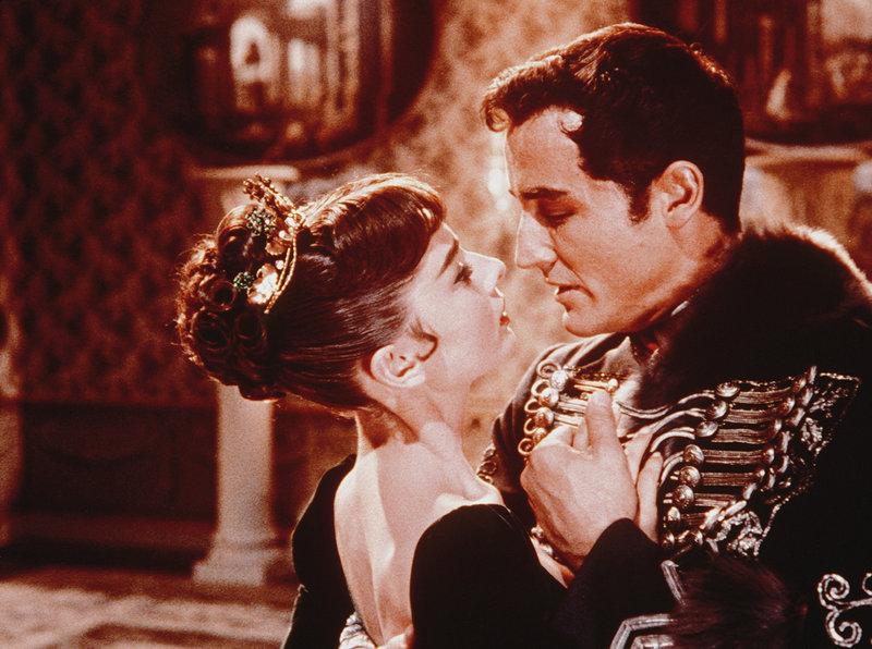 Audrey Hepburn, Henry Fonda – Bild: PREMIERE