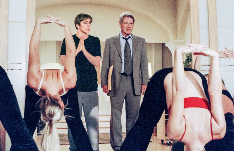 Josh Hartnett (Det. K.C. Calden), Harrison Ford (Sgt. Joe Gavilan). – Bild: ORF