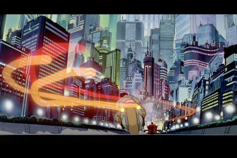 2019 im futuristischen Neo-Tokio: Die Stadt ist im Ausnahmezustand - Chaos und Gewalt beherrschen die Straßen. – Bild: ARTE France