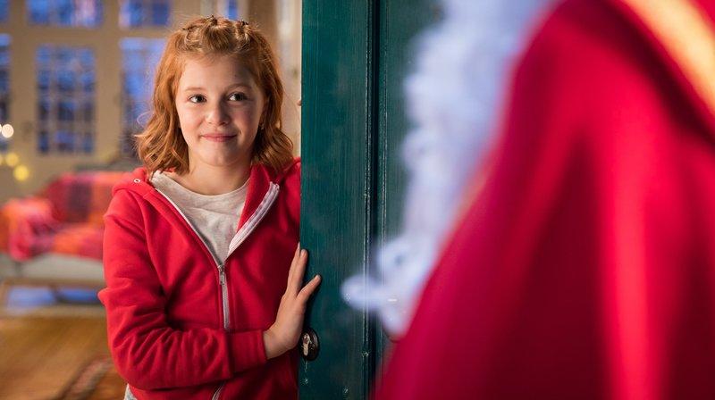 Bei Lilli (Hedda Erlebach) - der Nikolaus kommt – Bild: WDR/Universum Film
