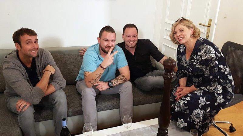 Das Perfekte Dinner 2954 Tag 2 Nico Deutschland Fernsehseriende