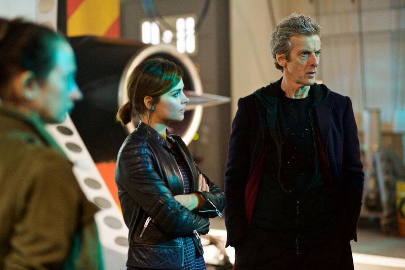 Doctor Who Sendetermine