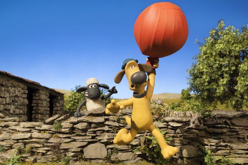 Bitzer hebt ab. – Bild: WDR/Aardman Animation Ltd.