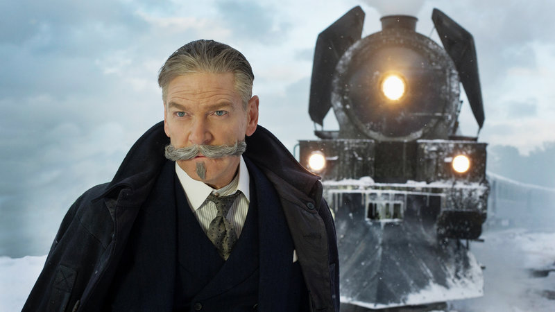 Mord im Orientexpress Kenneth Branagh als Hercule Poirot SRF/2017 Twentieth Century Fox Film Corporation – Bild: SRF1