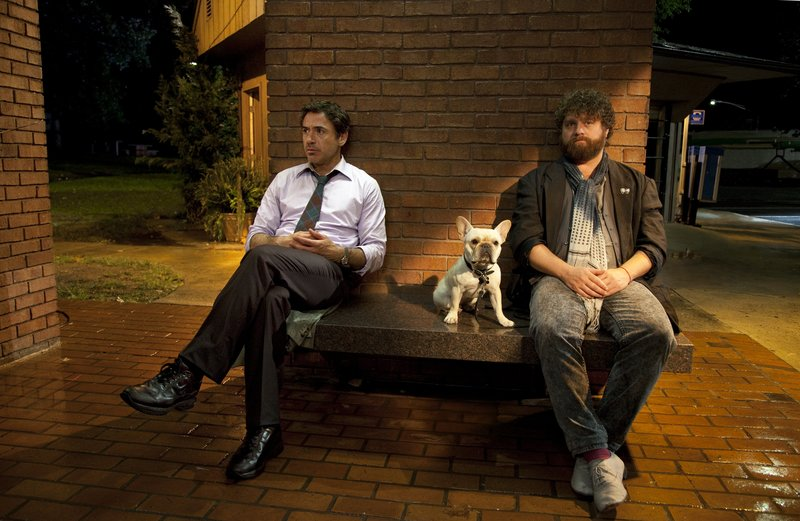 Robert Downey Jr., Zach Galifianakis – Bild: fot: TVN/ WB