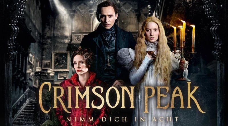 Crimson Peak - Artwork – Bild: 2015 Legendary Pictures and Gothic Manor US, LLC. All Rights Reserved. Lizenzbild frei