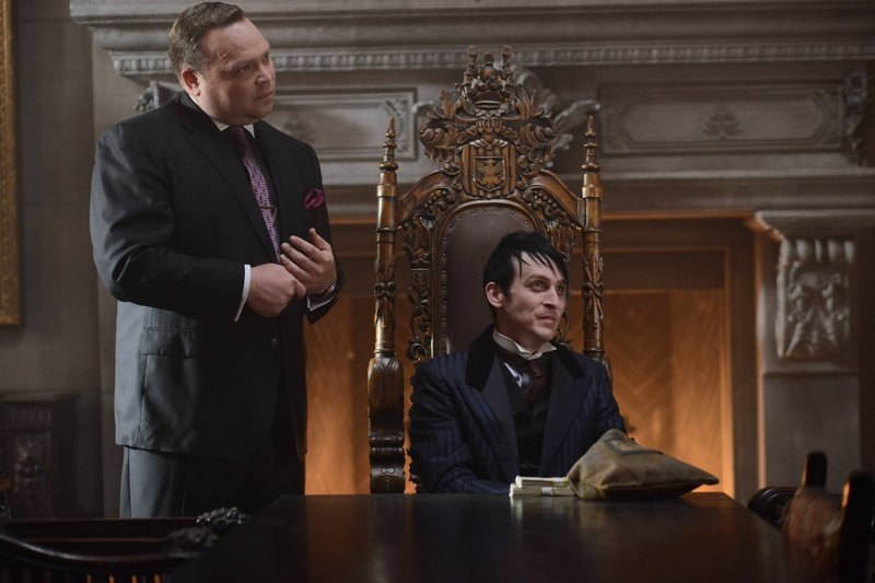 Gotham Staffel 3 Episodenguide