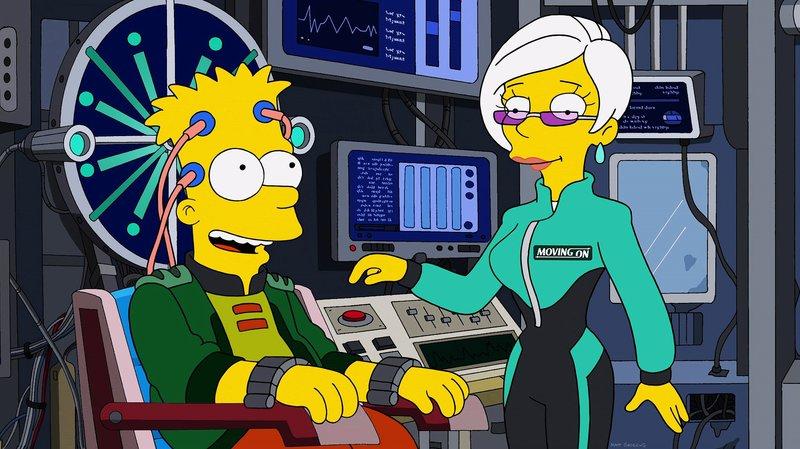 Vorwärts in die Zukunft (Staffel 25, Folge 18) – Bild: Fox