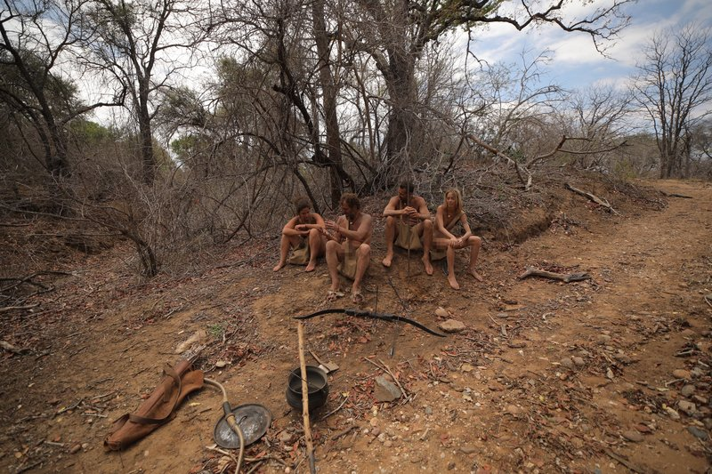 Naked Survival XXL - 40 Tage Überleben S02E04: Folge 12