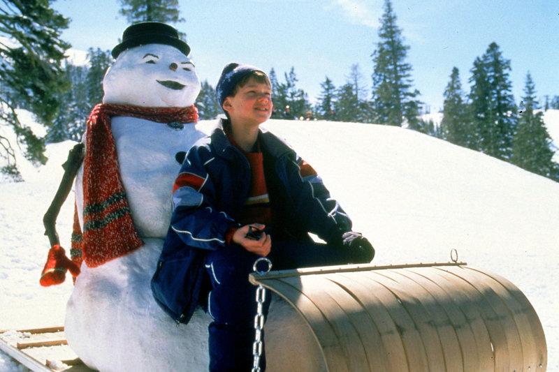 """Jack Frost"". Im Bild: Joseph Cross. – Bild: TVN?WWW"