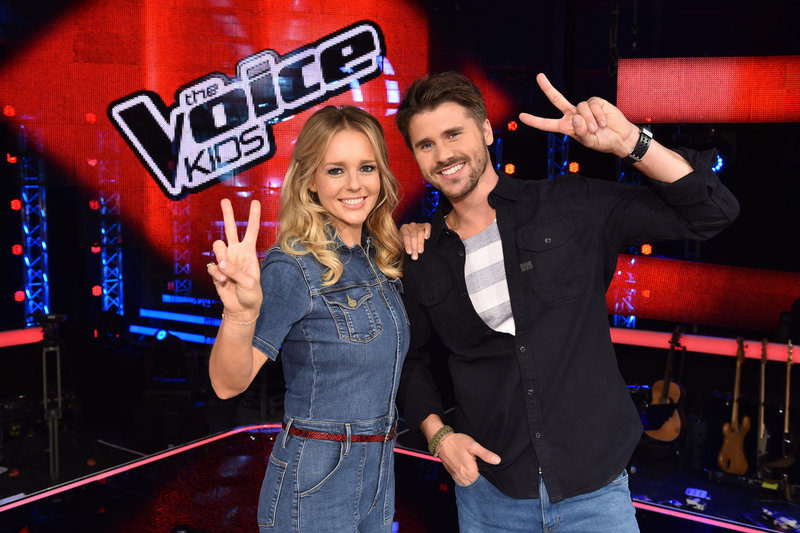 the voice ganze folgen