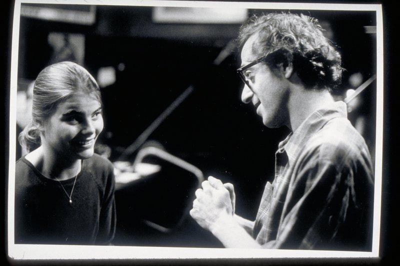 Tracy (Mariel Hemingway, l.); Isaac (Woody Allen, r.) – Bild: 1979 Metro-Goldwyn-Mayer Studios Inc. All Rights Reserved. Lizenzbild frei