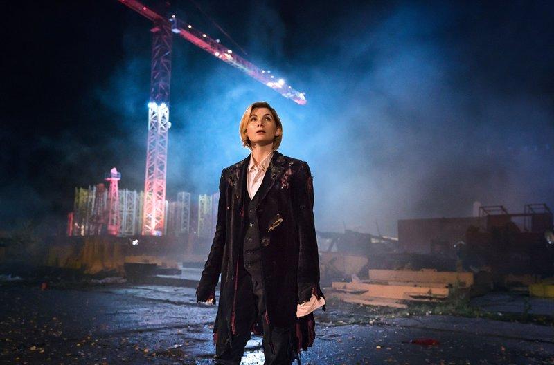 The Doctor (Jodie Whittaker) – Bild: WDR/BBC
