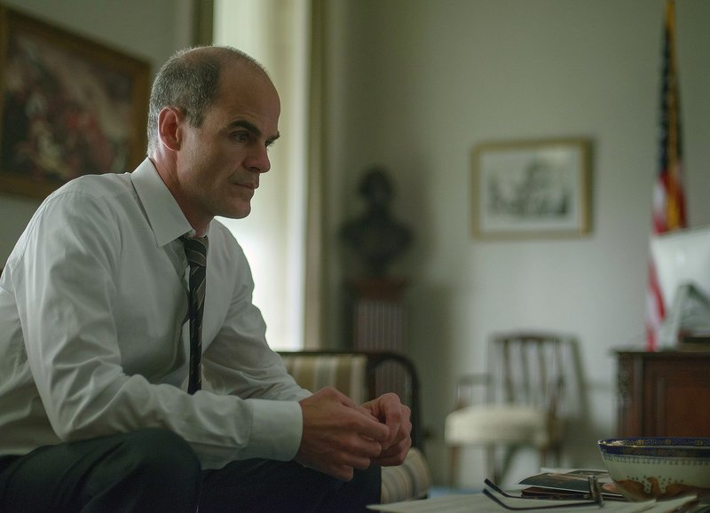 House of Cards Unter Zugzwang - Chapter 24 Staffel 2, Episode 11 In emotionaler Schieflage: Michael Kelly als Doug Stamper – Bild: SRF/Sony Pictures Television Inc.
