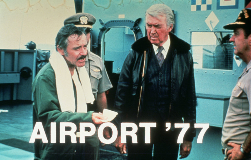 Airport '77 – Bild: 1977 Universal Pictures. All Rights Reserved. Lizenzbild frei