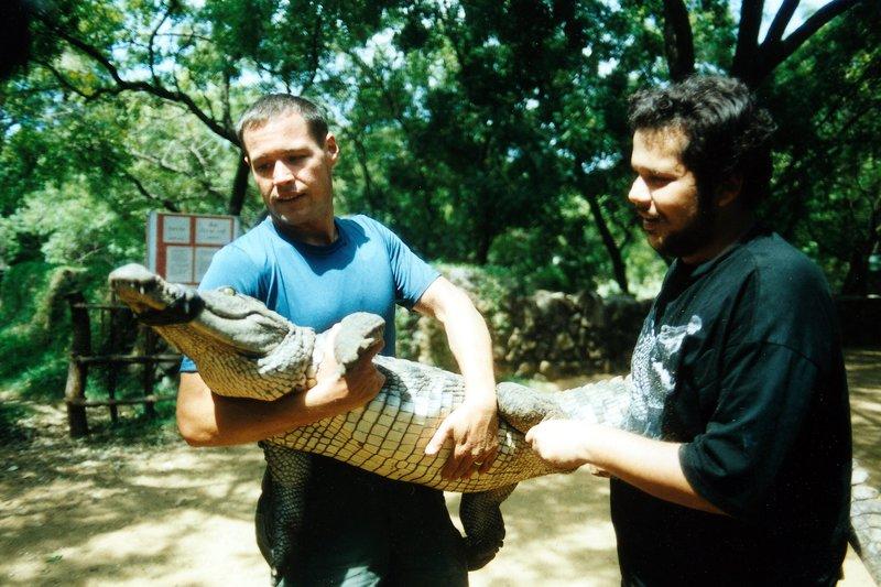 Im Regenwald (Staffel 3, Folge 10) – Bild: Animal Planet