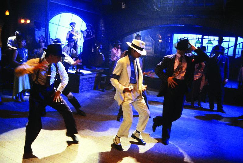Michael Jackson - Moonwalker – Bild: Glitz