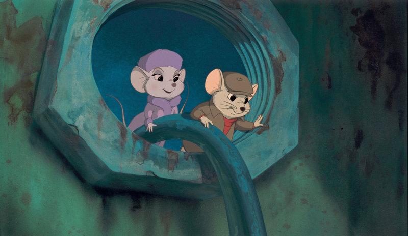 Disneys Bernard und Bianca - Die Mäusepolizei – Bild: TV Puls