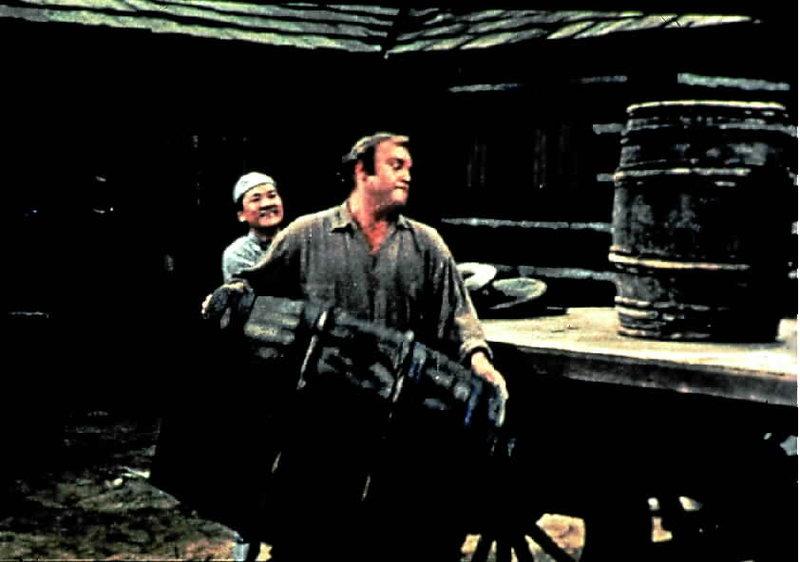 Hoss Cartwrights schwerster Kampf (Staffel 6, Folge 15) – Bild: Sat.1 Gold