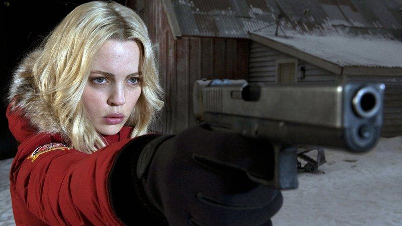 Melissa George als 'Stella Oleson'Melissa George als 'Stella Oleson' – Bild: RTL Zwei