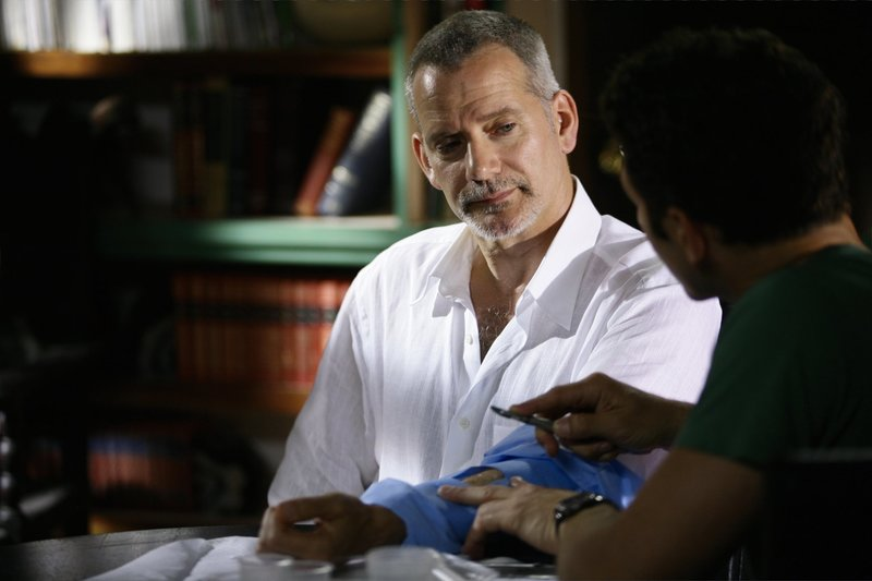 """Medusa"""" -- Pictured: Campbell Scott as Boris -- Photo by: Javier Pesquera – Bild: USA Network ©UNIVERSAL CHANNEL Photocredit Mandatory, Editorial Use Only, NO archive, NO Resale"""