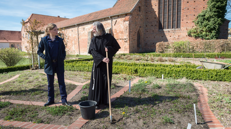 Letzte Hoffnung Kloster (Staffel 13, Folge 11) – Bild: ZDF und ZDF/Meyerbroeker