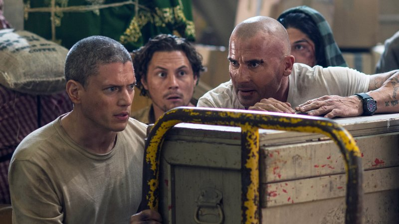 Prison Break Staffel 5 Episodenguide Fernsehseriende