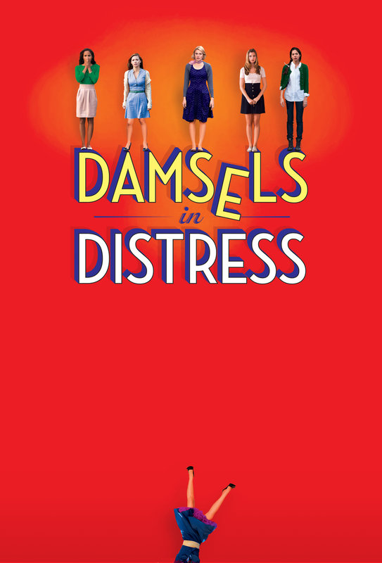 DAMSELS IN DISTRESS - Artwork – Bild: 2012 Damsels Productions, LLC. All Rights Reserved. Lizenzbild frei
