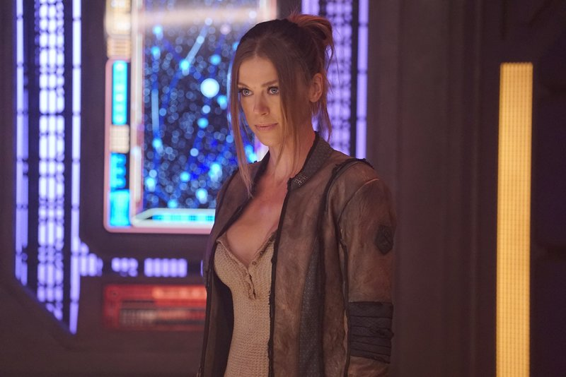 Kelly Grayson (Adrianne Palicki) – Bild: 2019 Twentieth Century Fox Film Corporation. All rights reserved. Lizenzbild frei