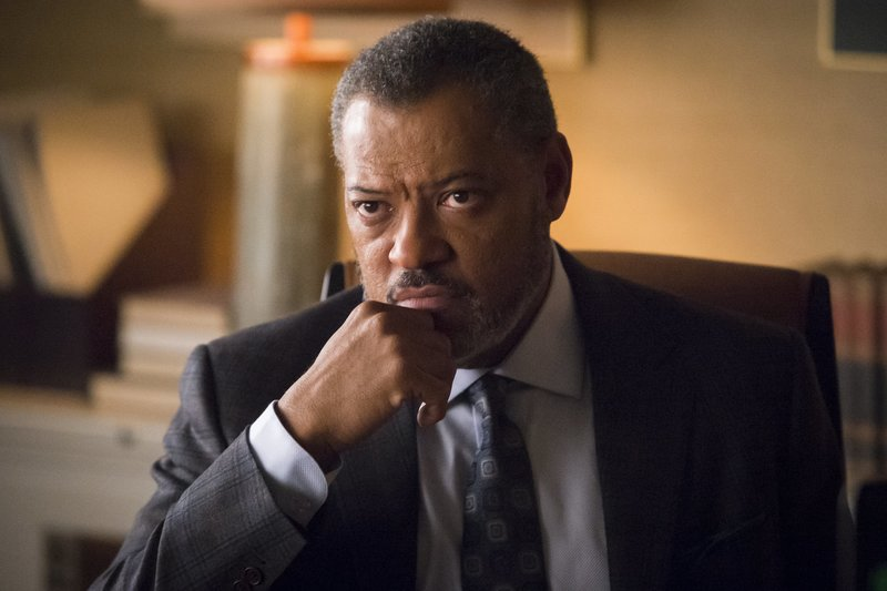 Jack Crawford (Laurence Fishburne) – Bild: 2015 NBCUniversal Media, LLC. All Rights Reserved. Lizenzbild frei