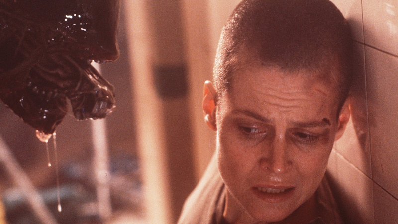 Alien 3 Sigourney Weaver als Ellen Ripley SRF/20th Century Fox of Germany – Bild: SRF2