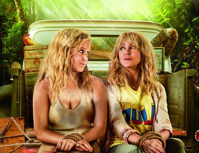 Amy Schumer (Emily Middleton), Goldie Hawn (Linda Middleton). – Bild: 2017 Twentieth Century Fox Film Corporation. All rights reserved. Lizenzbild frei
