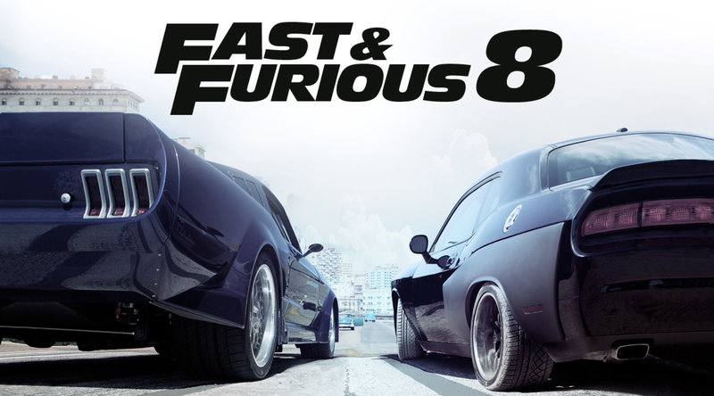 Fast & Furious 8 - Artwork – Bild: Puls 4