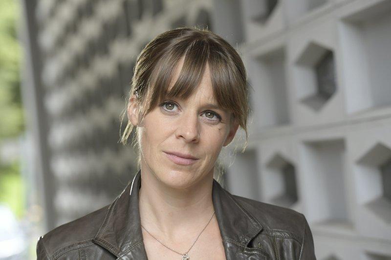 Angelika Flierl (Bernadette Heerwagen) – Bild: ZDF / Jürgen Olczyk Lizenzbild frei