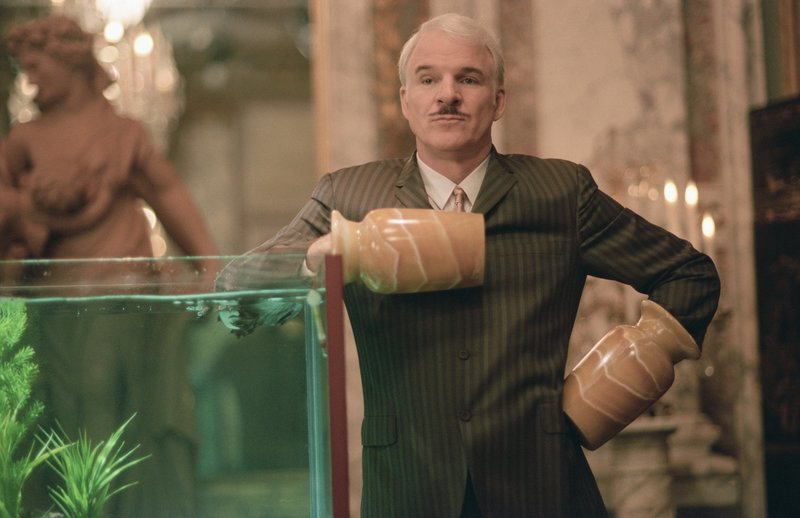Steve Martin stars in Metro-Goldwyn-Mayer Pictures and Columbia PicturesO action-packed comedy The Pink Panther, a Columbia Pictures release. Photo credit: Etienne George – Bild: Kabel Eins Classics