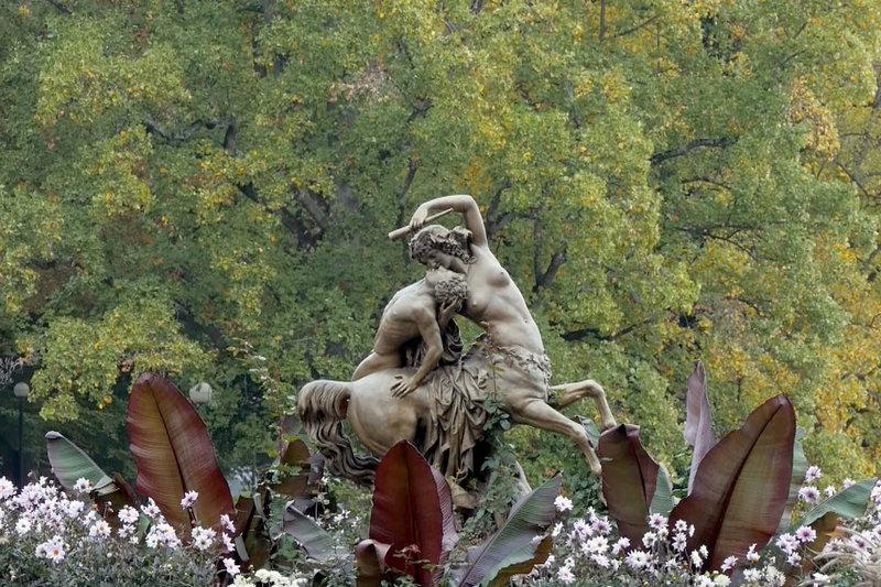 Magische Gärten Arte