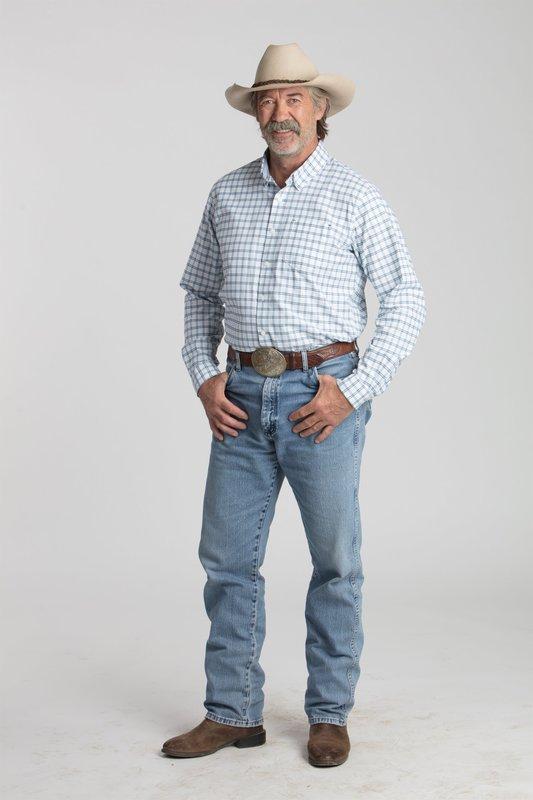 Jack Bartlett (Shaun Johnston) – Bild: Rescued Horse Season 12 Inc.