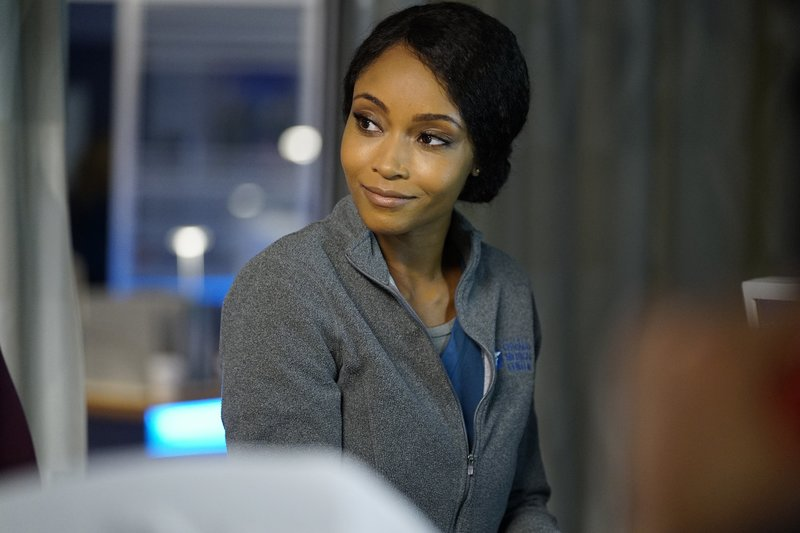 Pictured: April Sexton (Yaya DaCosta) – Bild: Universal TV