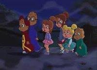 Alvin und die Chipmunks treffen den Wolfman – Disney Channel