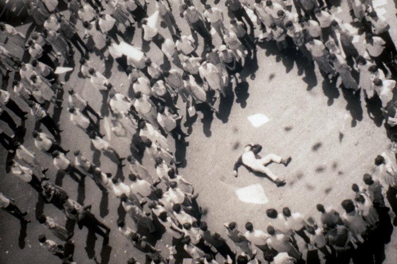 Nr.4 Eine Großdemonstration gegen die Diktatur – Bild: ZDF und Mosfilm