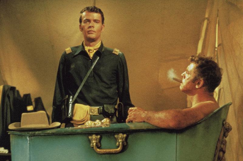Burt Lancaster(l.) – Bild: METRO GOLDWYN MAYER