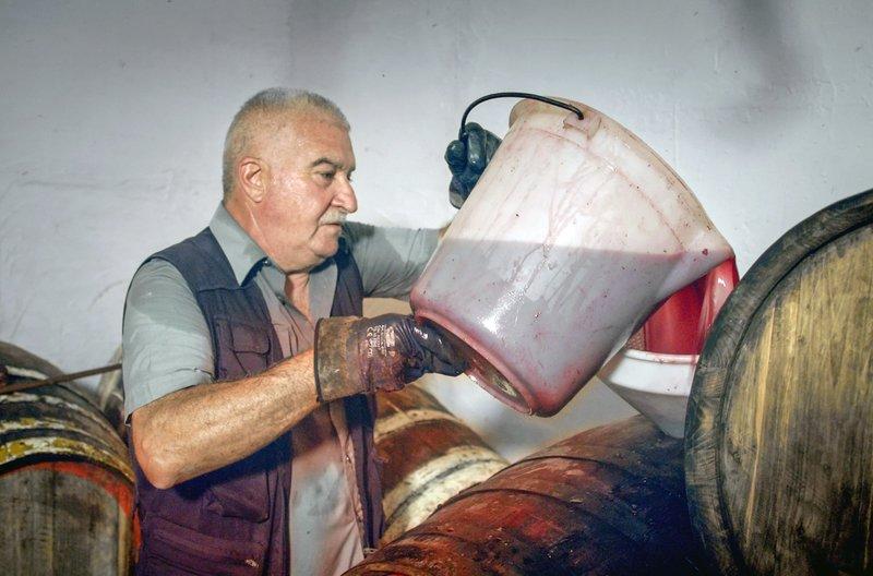 Ein Weinbauer auf Sizilien – Bild: Eikon Film & Miramon Film/rbb / © Eikon Filmproduktion & Miramonte Film/rbb