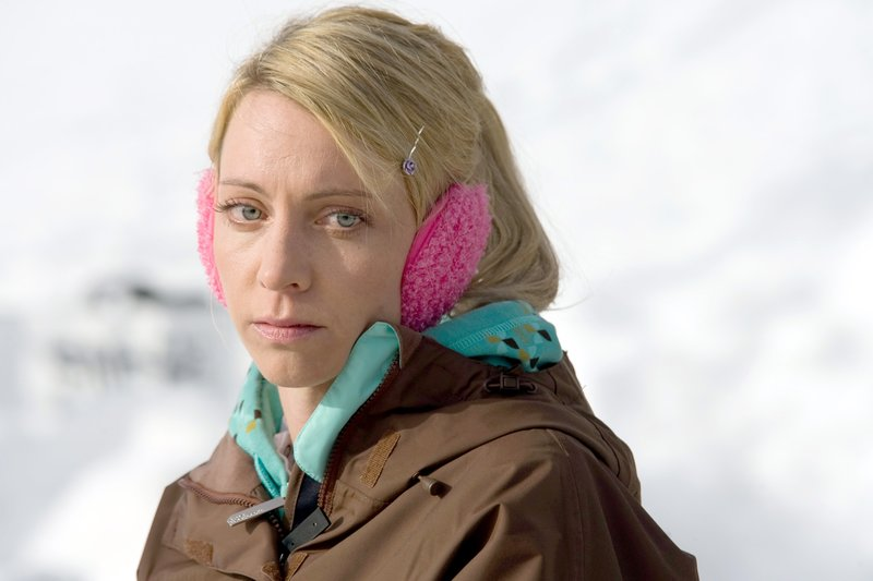Julia Heinze (Evelyn Friedl). – Bild: ORF III