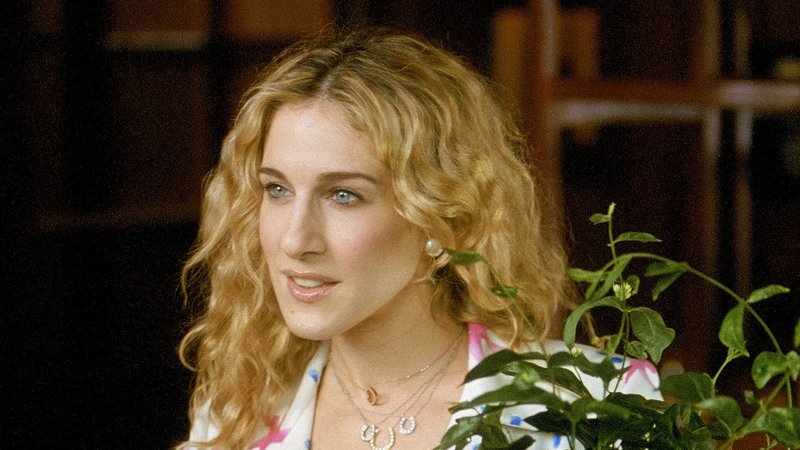 Carrie Bradshaw (Sarah Jessica Parker) – Bild: 2019 Home Box Office, Inc. All rights reserved. HBO / Craig Blankenhorn Lizenzbild frei