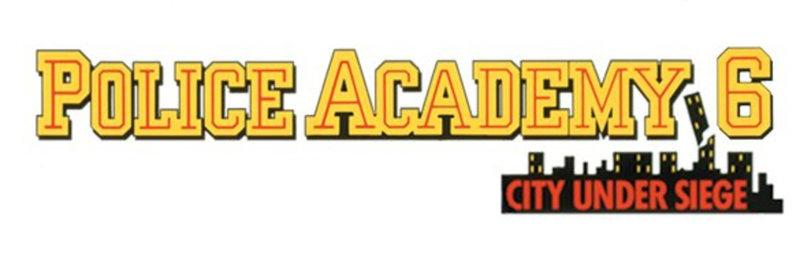 Police Academy 6 - City Under Siege - Logo – Bild: Puls 4