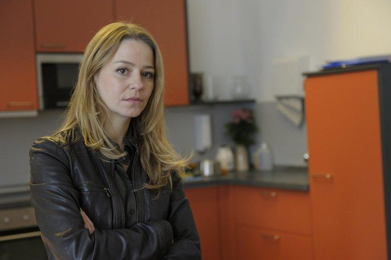 Theresa Scholze (Cornelia Bader). – Bild: Jacqueline Krause-Burberg / © ZDF/Jacqueline Krause-Burberg