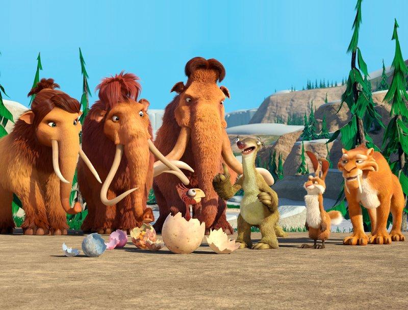 Ice Age 03: Ice Age: Jäger der verlorenen Eier (Ice Age